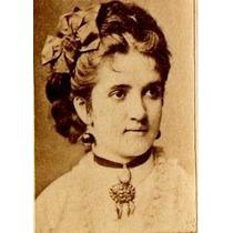 Carte De Visite - Adelina Patti -cantora De Ópera - Música