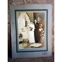 Fotografia Foto Antiga De Casamento Caçadores Curitiba
