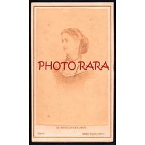 Carte De Visite - Adelina Patti - Ópera - Música-xix