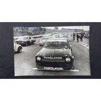 Foto Carro De Corrida Antigo - Década De 70