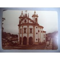Foto Da Igreja Nossa Senhora Do Rosário = Ouro Preto - Mg