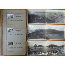3 Álbums Do Rio De Janeiro- 30 Fotografias Antigas- Completo