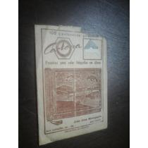 Envelope Antigo Com 20 Cantoneiras Para Album Fotografia