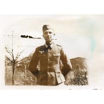Foto Original 2ª Guerra Mundial Fritz
