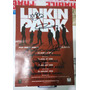 Autógrafo Linkin Park 2008 Tour Inglaterra Lp Hybrid Theory