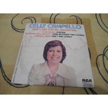 Lp Celly Campello Autografado Em 11/05/1980 Bom Estado