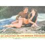 Brasil 1978 Pôster Filme Amantes De Um Homem Proibido Lobby