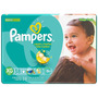 Fralda Pampers Total Confort Mega