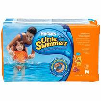 Fraldas Huggies Little Swimmers Mar E Piscina M 11 Unidades