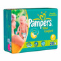 Kit 6 Fraldas Pampers Total Confort P Com 28 Unidades