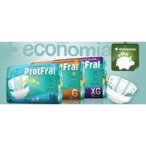 Protfral Fralda Geriátrica Adulto Pacote Econômico
