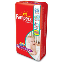 Fralda Pampers Supersec Hiper G