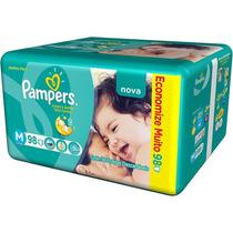 Fraldas Pampers Mega Jumbo Pack - 148u M