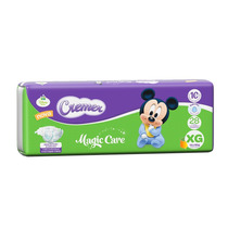 Fraldas 28 Un. Tam. Xg Disney Baby - Cremer