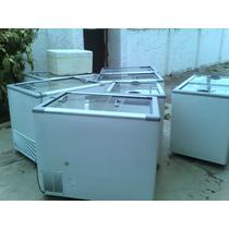 Freezer Fricon Horizontal Tampa De Vidro