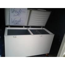 Freezer Horizontal Eletrolux 2 Tampas 477l, Branco H500 220v