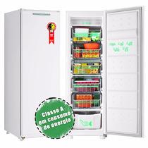 Freezer Vertical Consul Cvu20gb Slim 142 Litros 1 Porta Manu