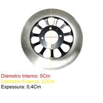 Disco Freio Dianteiro Moto Suzuki Intruder 125