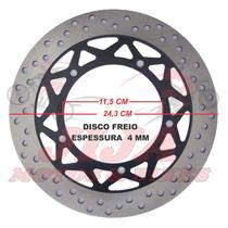 Disco Freio Factor 2009/ Ybr 125 Modelo Original Ler Regras