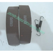 Patins De Freio Tras Dafra Speed 150 Wave110 Dy110 Stander