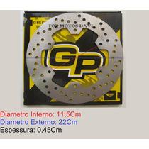 Disco Freio Traseiro Moto Yamaha Dt 200 - Gp