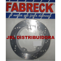 Disco De Freio Traseiro Suzuki Gsf-1200s Bandit Ano 2006/xxx
