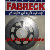 Disco De Freio Tras. Suzuki Gs-500e Ano 1989 A 2009 Fabreck