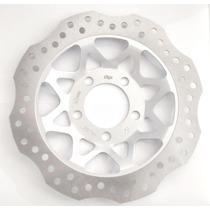 Disco De Freio Dianteiro Cg Titan 150 Wave Personalizado