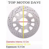 Disco Freio Dianteiro Moto Yamaha Neo 115