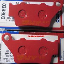 Pastilhas Cb500 Xt660 Mt03 F650 800 S1000rr Frete 10,00