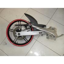 Sistema Traseiro De Freio A Disco De Fazer-250cc(original)
