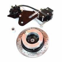 Kit Sistema Freio Disco Traseiro Titan 150/fan150/mix