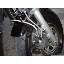 Aeroquip 1ª Linha Honda Hornet Freio Definitivo P/ Sua Moto
