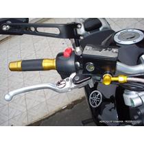 Aeroquip 1ª Linha Yamaha Mt 03 Freio Definitivo P/ Sua Moto