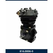 Compressor Ar Caminhão Mbb Motor Om447 - 8160006-0