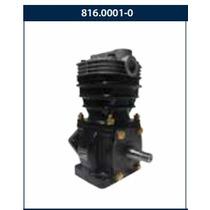 Compressor De Ar Caminhao Mbb Motor Om366 8160001-0