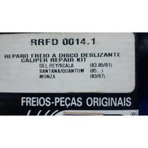 Raparo Freio Disco C/embolo Del Rey/santana/monza