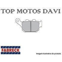 Pastilha Freio Fabreck Racing Yamaha Xj6 09/.. - 2892