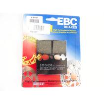 Pastilha Freio Ebc Bandit 1250/1200/gsx650f/zx Fa158