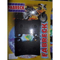 Kit Completo Pastilha De Freio Yamaha Tdm-850 Ano 1996--2001