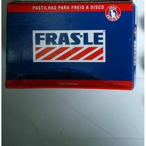 Jogo Pastilha De Freio Dianteira New Fiesta Frasle Pd/1097