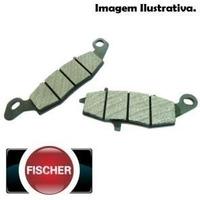 Pastilha Cb 300r Abs (10-ed) - Tras - Fischer -11676