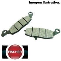 Pastilha Honda 300 Xre (brasil) C/abs 09 E/d Tras 11676
