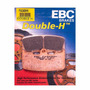 Pastilha Freio Ebc Dianteira Buell Xb9s Xb12 Fa345hh