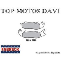 Pastilha Freio Fabreck Dianteira Honda Cg Titan 150 09/...
