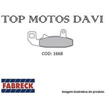 Pastilha Freio Fabreck Suzuki Dr 650 Diant - 2914