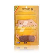 Pastilhas De Freio D. Cbr250 | Hornet | Shadow 600 | Z750