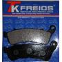 Kit Completo Pastilha De Freio Honda Cb-300 Abs Ano 09 A 16