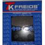Pastilha Freio Dianteira Kawasaki Vn-2000 Ano 2004 Em Diante