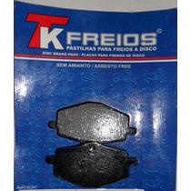 Pastilha De Freio Xt-600(t) Dt-200r (d/t) Xt-225 Tdm-225 (d)